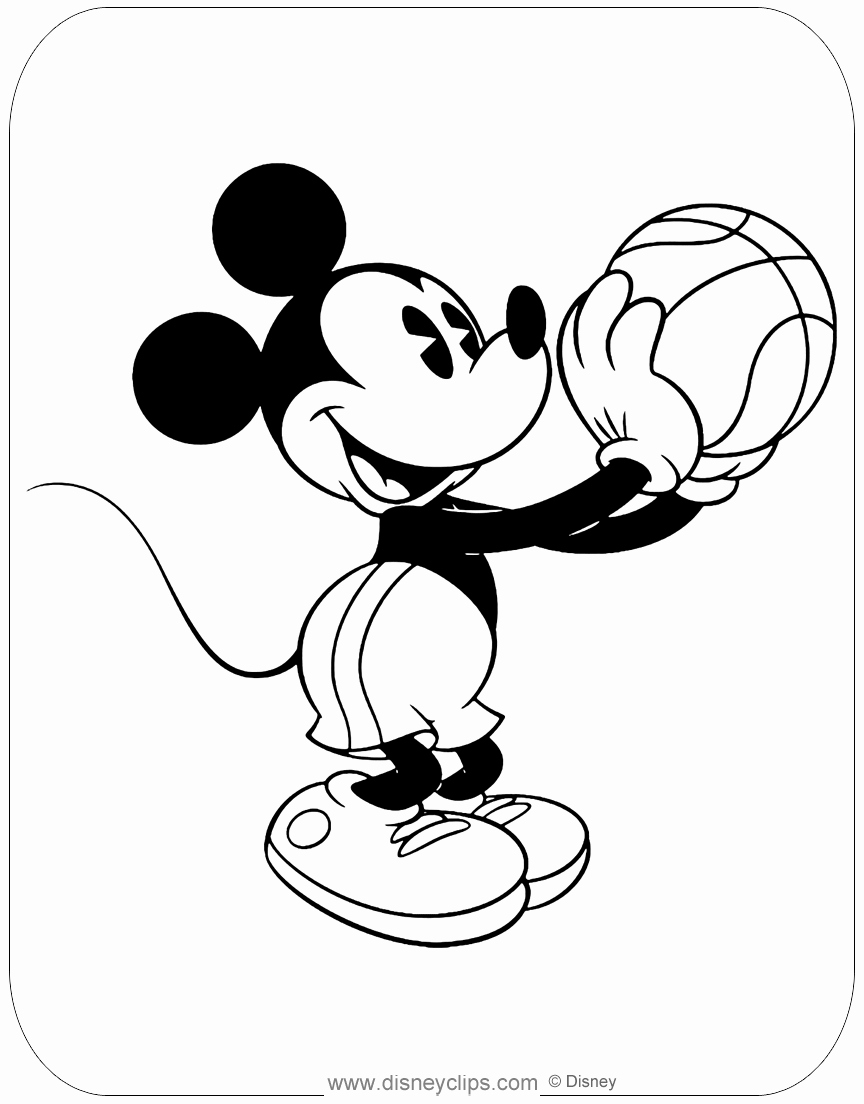 coloring worksheets mickey mouse colour me beautiful mickey friends colouring pages worksheets mouse mickey coloring
