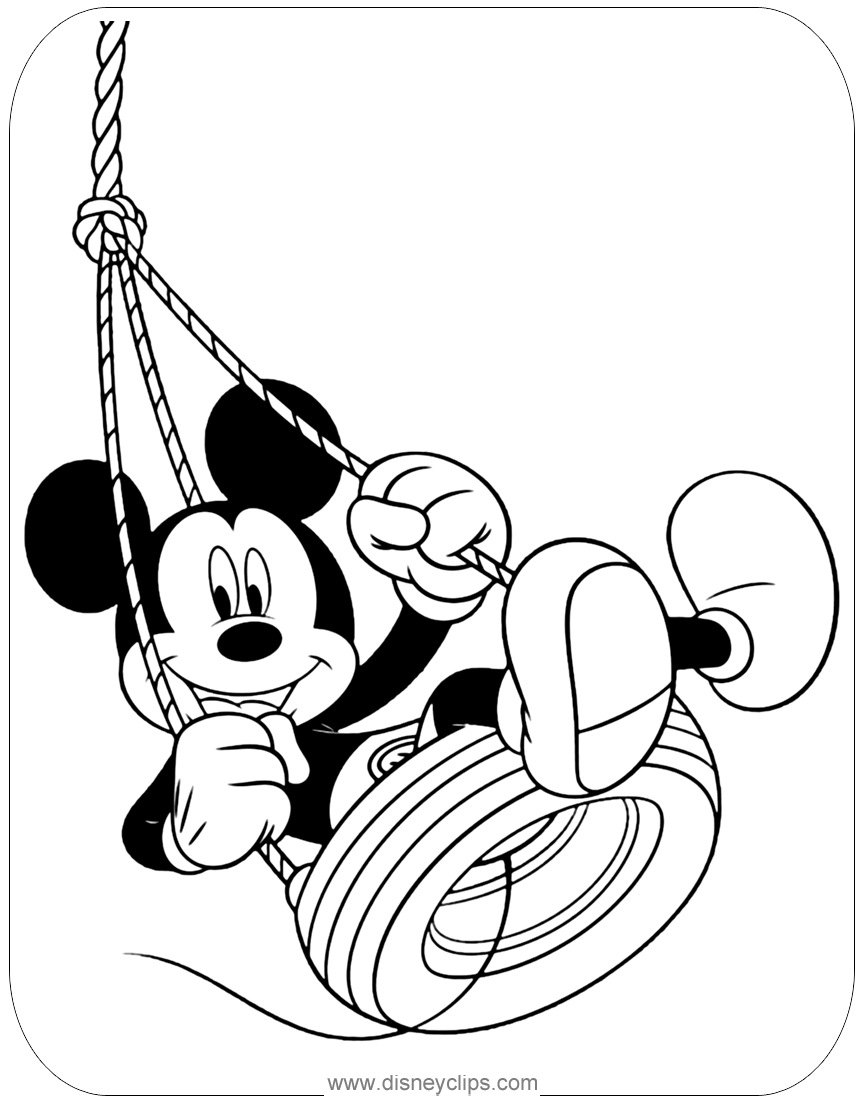 coloring worksheets mickey mouse mickey mouse coloring pages 2 disneyclipscom mickey mouse coloring worksheets
