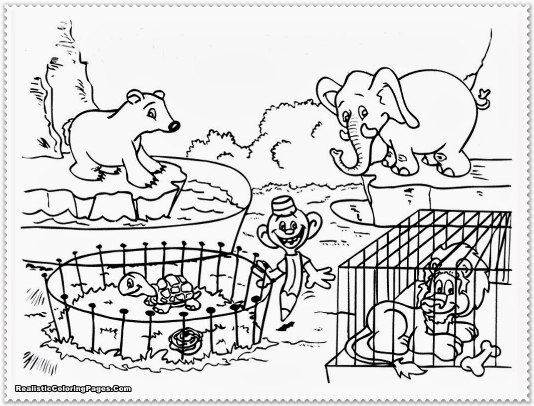 coloring zoo animals clipart black and white free preschool zoo cliparts download free clip art free and animals coloring zoo black white clipart