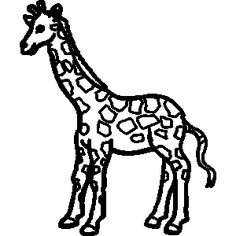 coloring zoo animals clipart black and white zoo animals clipart black and white free download on zoo clipart black and white animals coloring