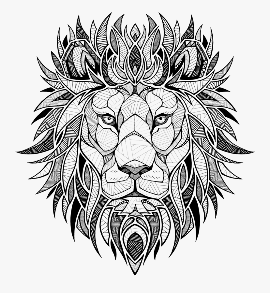 colour in lion africa lion lions adult coloring pages in colour lion