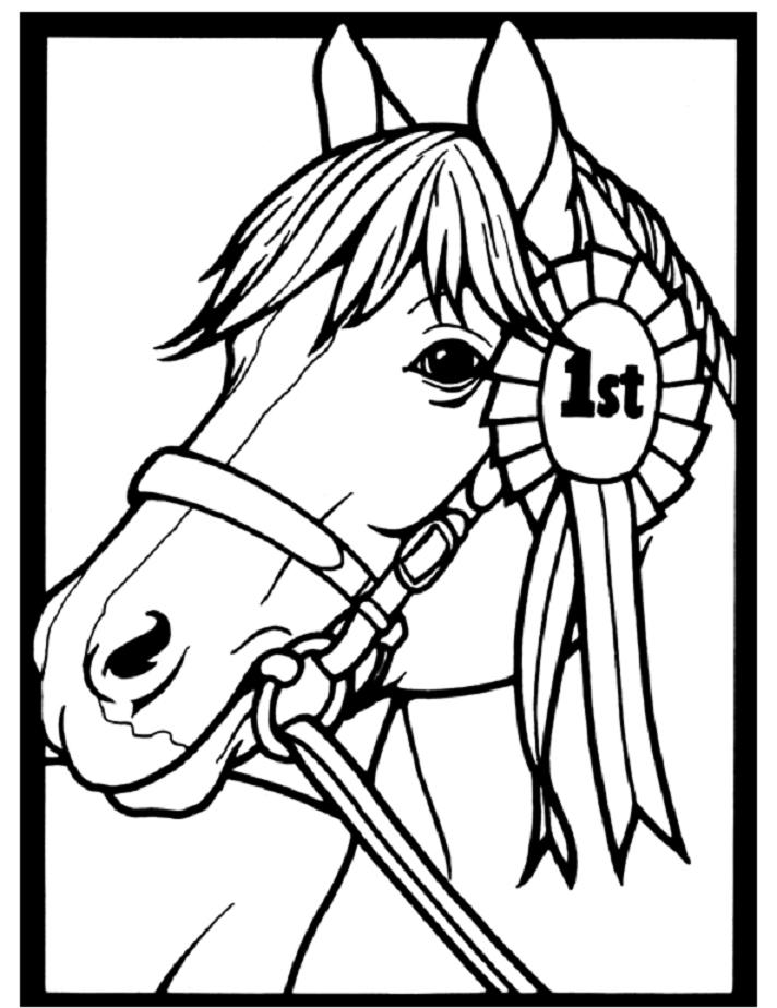 colouring horse horse coloring pages to download and print for free colouring horse