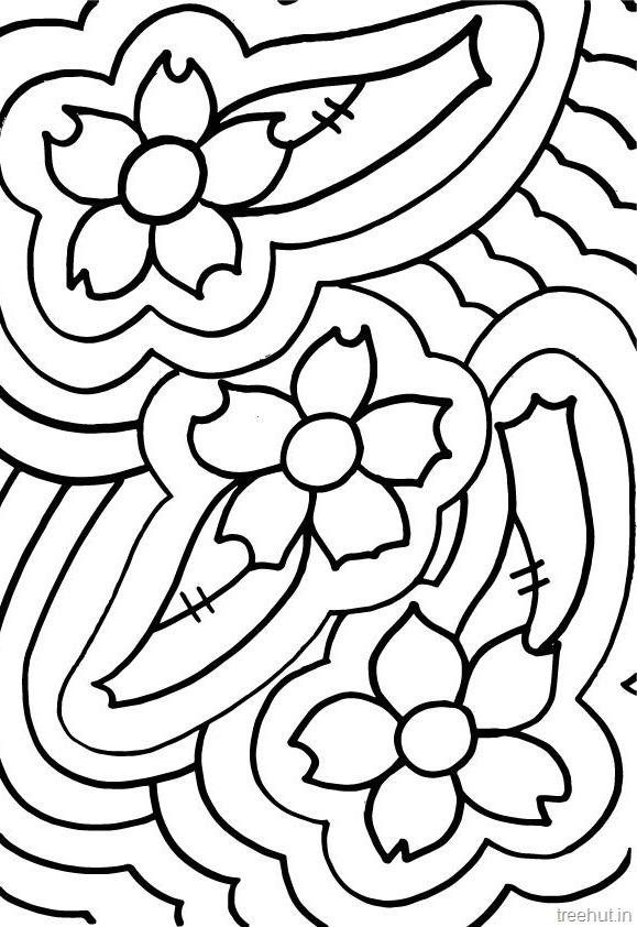 colouring in pages for teenagers abstract flowers coloring pages for teenagers colouring in for pages teenagers