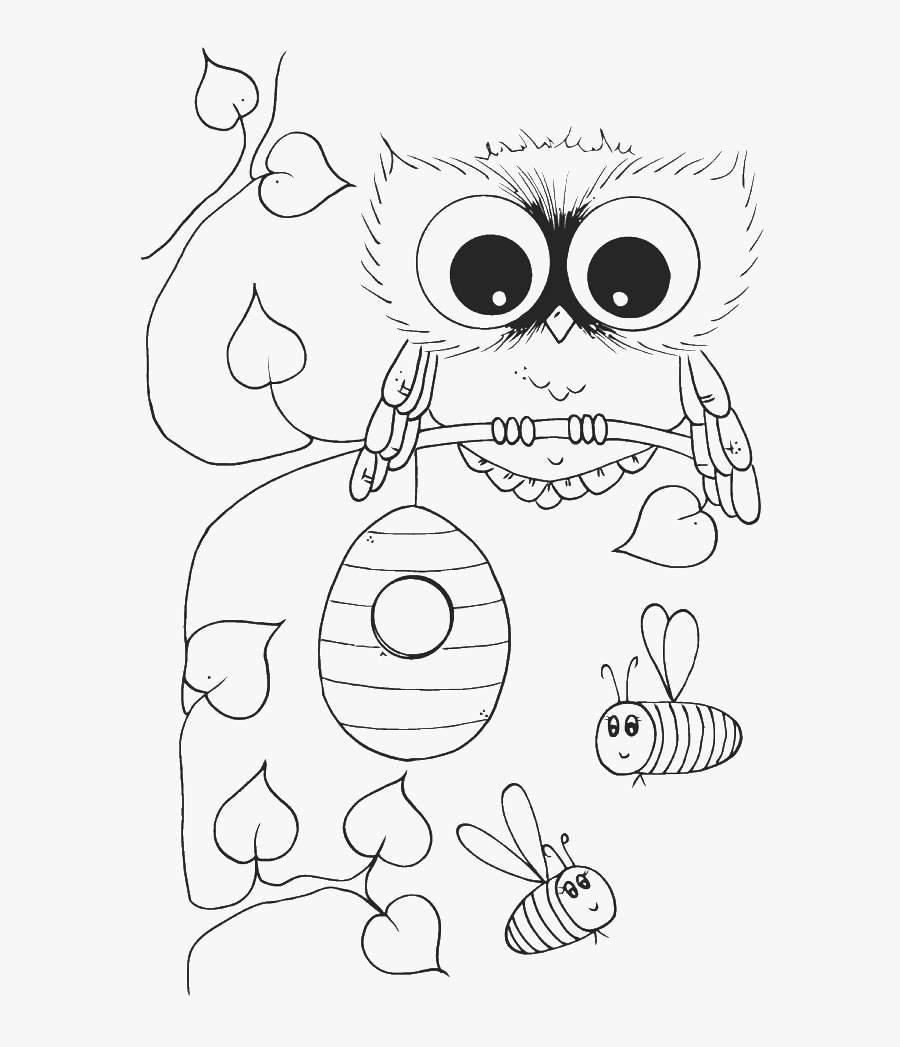 colouring owl free cute baby owl coloring pages download clip art owl colouring
