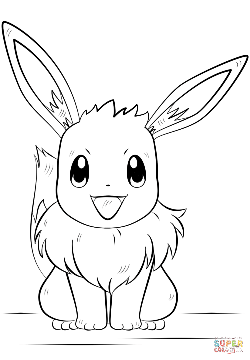 colouring pages pokemon black and white eevee pokemon coloring page free printable coloring pages pokemon black white colouring and pages