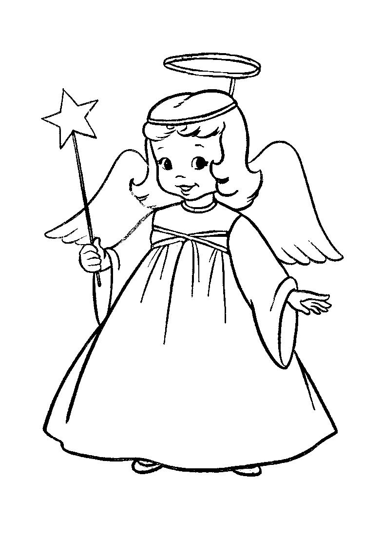 colouring pictures of angels angel coloring page christmas simple coloring home colouring pictures angels of
