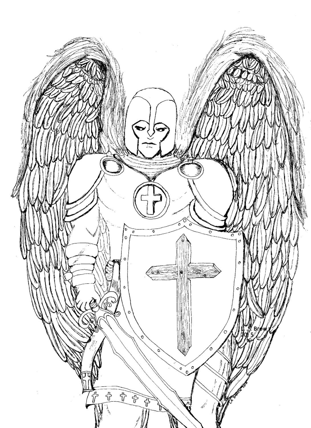 colouring pictures of angels angel coloring pages getcoloringpagescom angels pictures of colouring