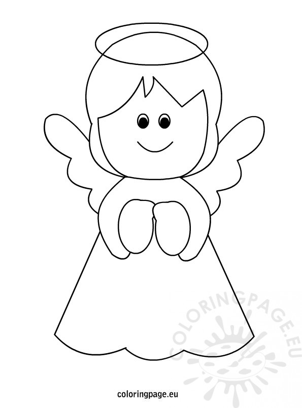 colouring pictures of angels pensive angel coloring page free printable coloring pages colouring pictures angels of