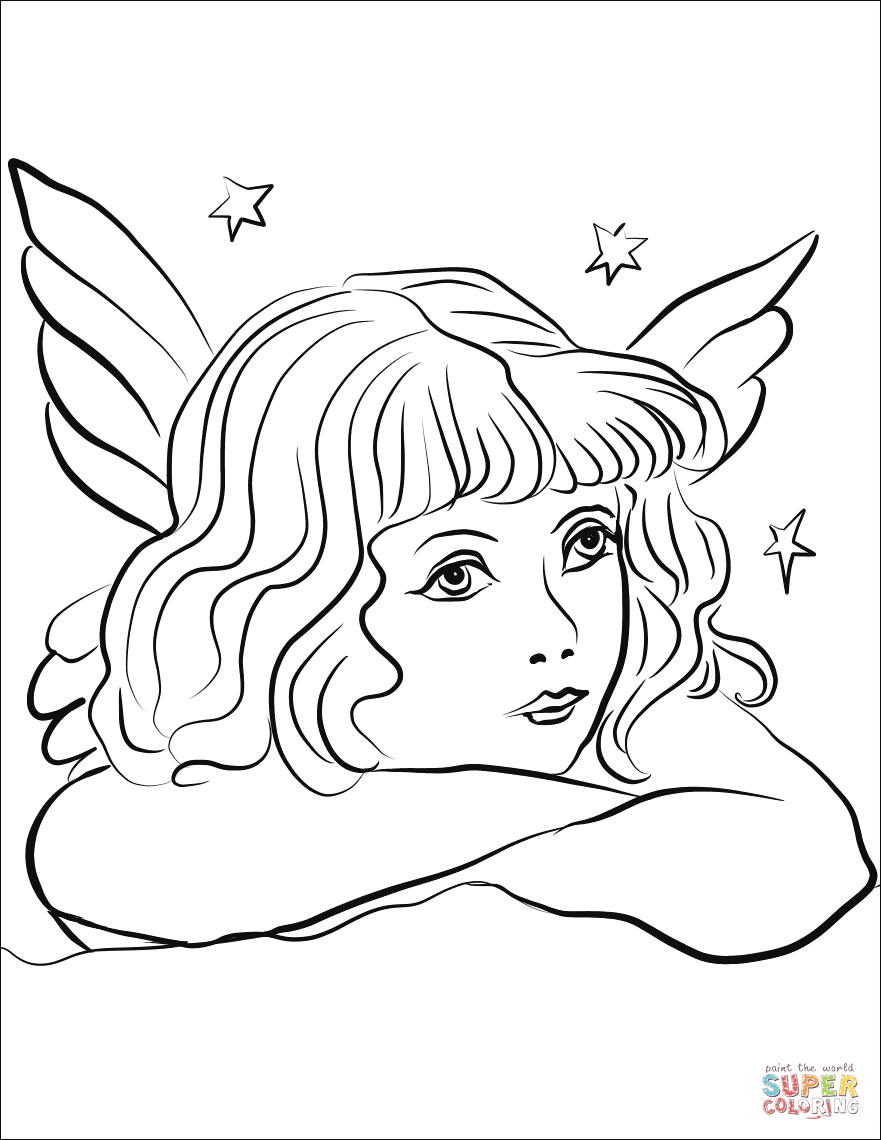 colouring pictures of angels printable coloring page guardian angel pictures of angels colouring