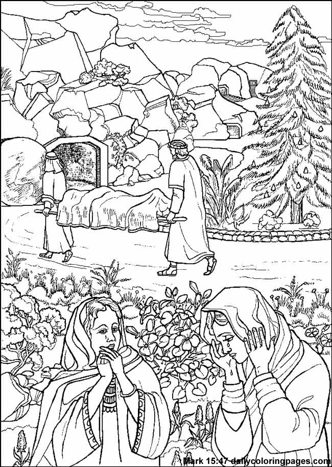 colouring pictures of jesus resurrection coloring pages for kids by mr adron i am the resurrection pictures colouring of jesus