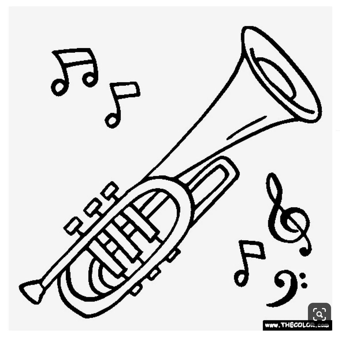 colouring pictures of musical instruments music instrument coloring page getcoloringpagescom of musical instruments pictures colouring