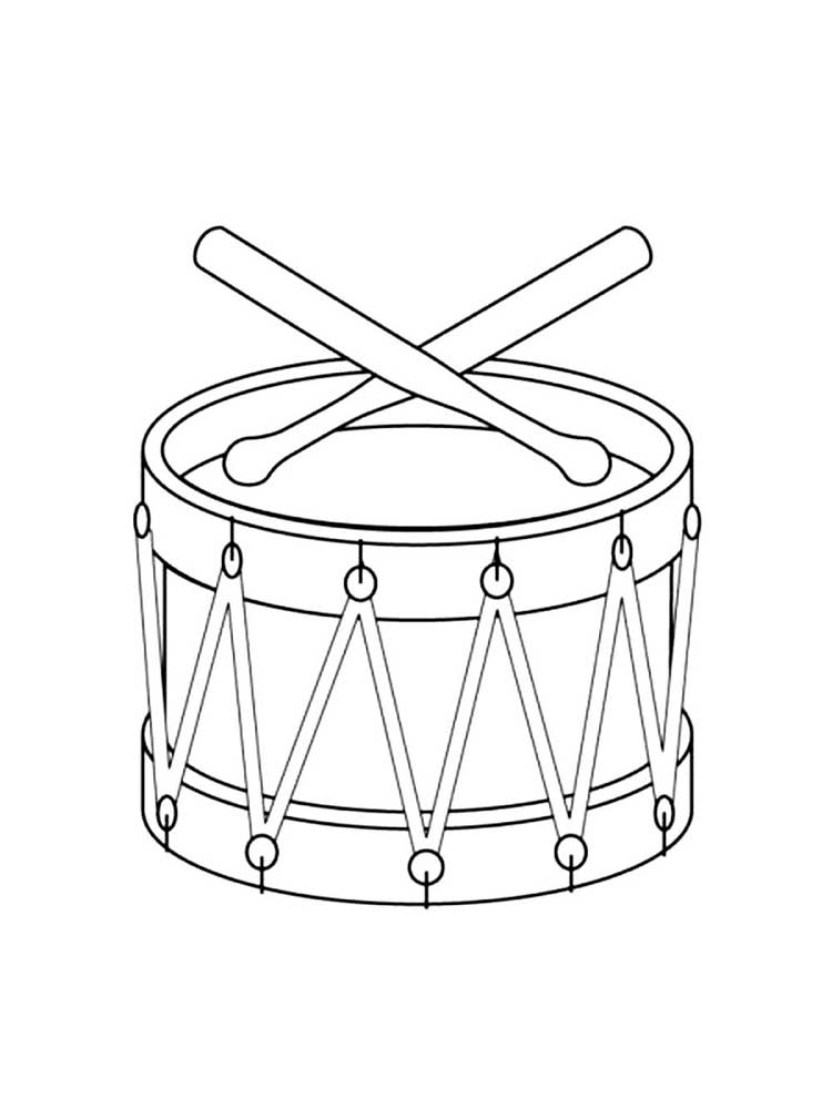 colouring pictures of musical instruments musical instrument coloring pages download and print colouring musical instruments of pictures