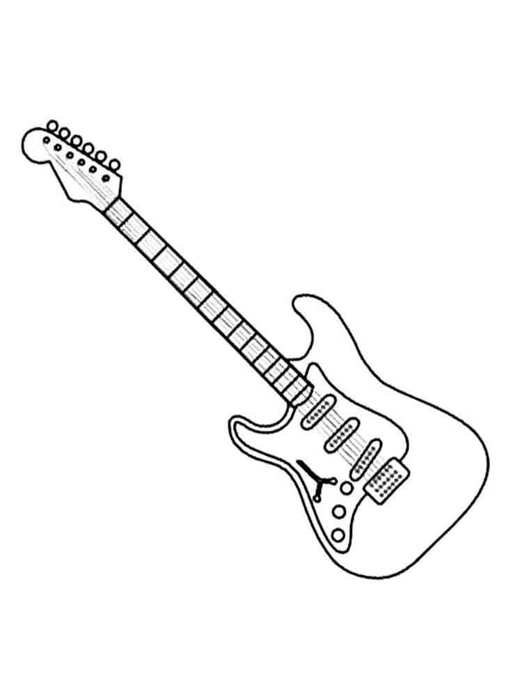 colouring pictures of musical instruments musical instrument coloring pages download and print musical colouring instruments pictures of