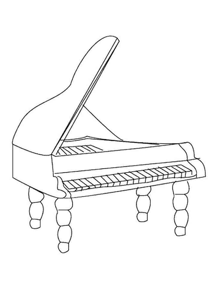 colouring pictures of musical instruments musical instrument coloring pages download and print pictures musical of colouring instruments