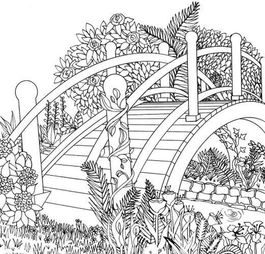 colouring pictures of nature coloring pages nature landscape forest mountains sea colouring pictures of nature