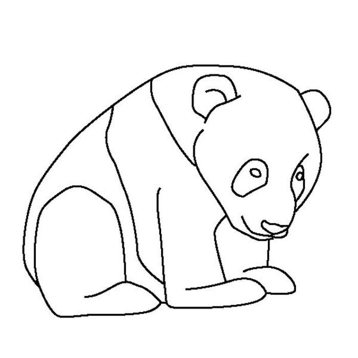 combo panda coloring coloring pictures of combo panda combo panda coloring