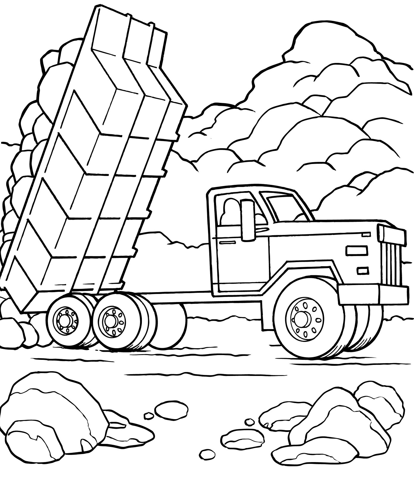 construction pictures to color construction tools coloring pages construction coloring construction to pictures color