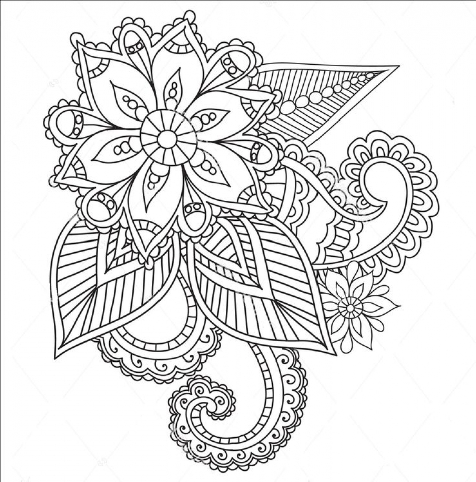 cool designs to color in cool printable coloring pages for adults at getdrawings to cool in color designs
