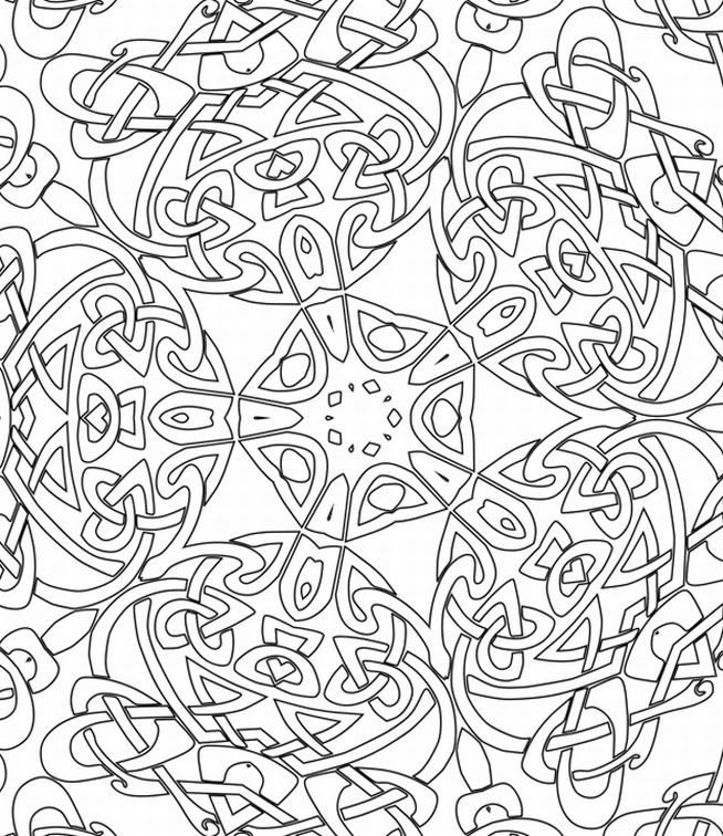 cool pattern coloring pages free printable geometric coloring pages for kids pages coloring cool pattern