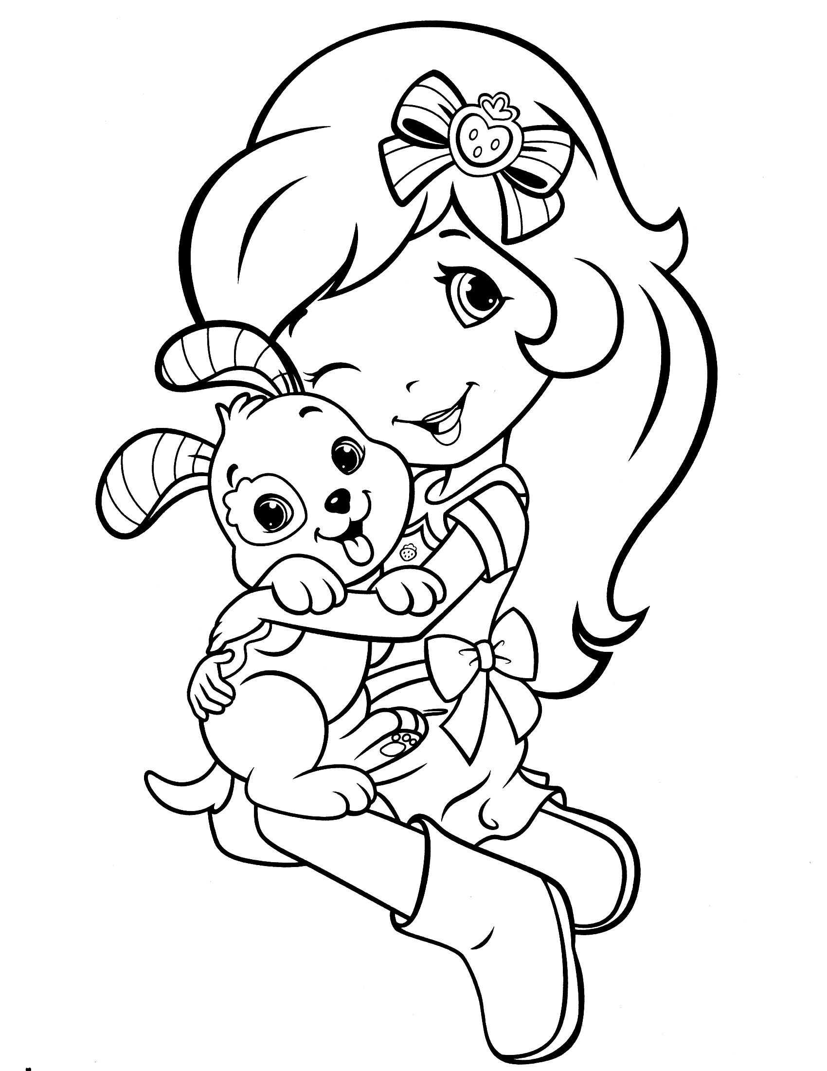cool pictures to color strawberry shortcake coloring pages cool coloring pages pictures color to cool