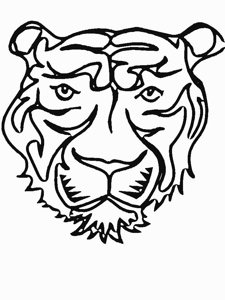 cool tiger coloring pages cool 100 tech tiger coloring page coloring pages cool coloring tiger pages