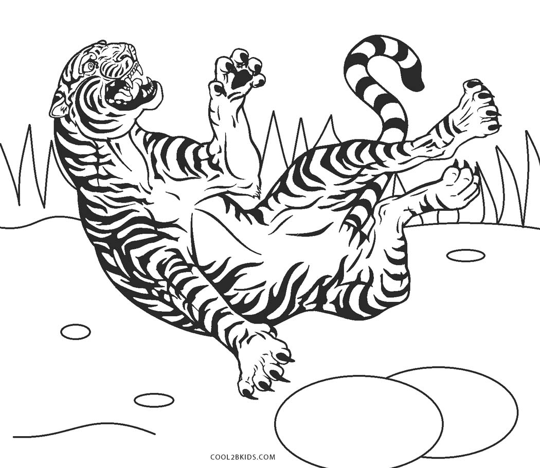 cool tiger coloring pages tiger line drawings for coloring tiger illustration coloring tiger pages cool