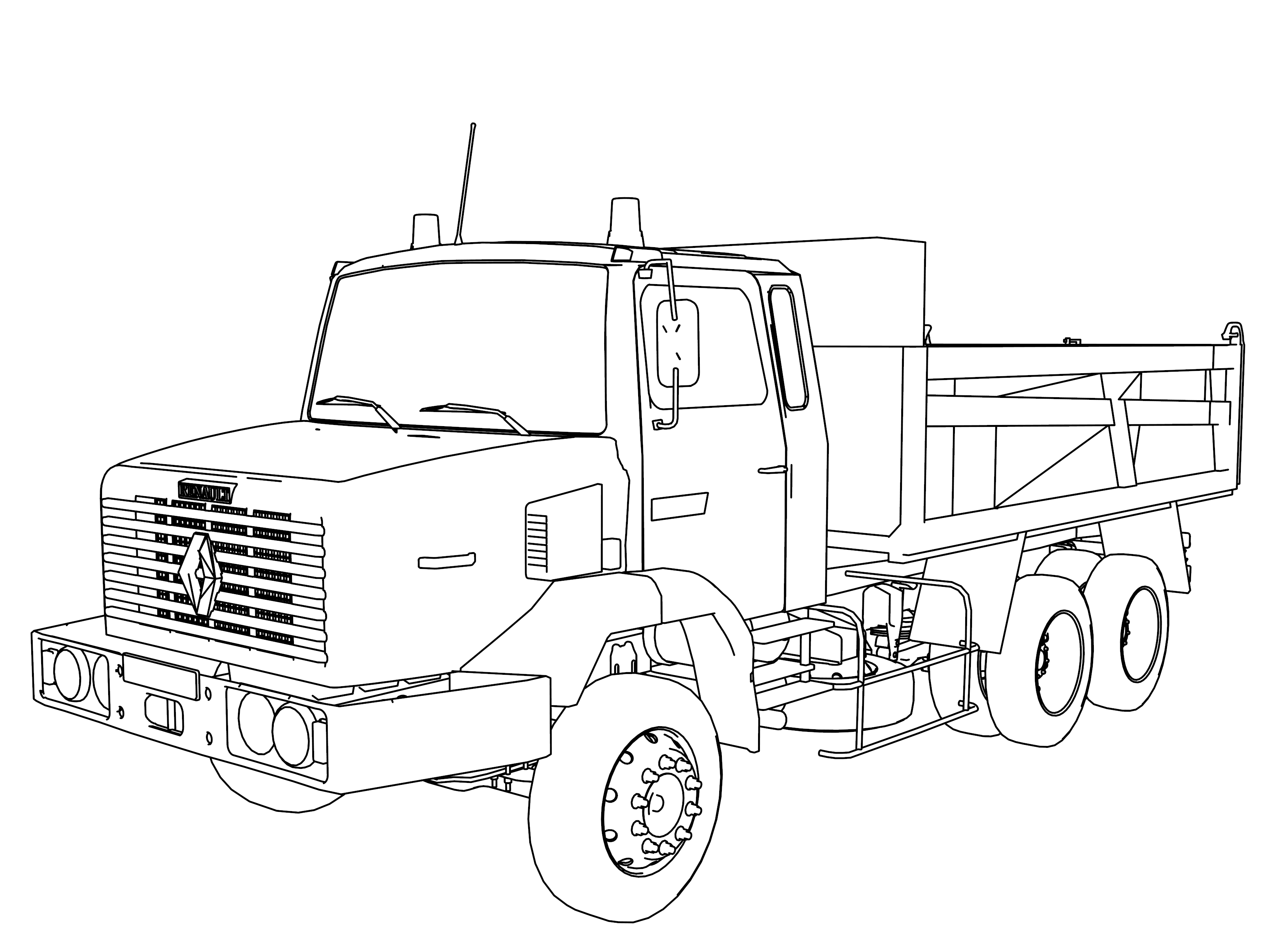 cool truck coloring pages bulldozer cool monster truck coloring page for kids cool coloring truck pages