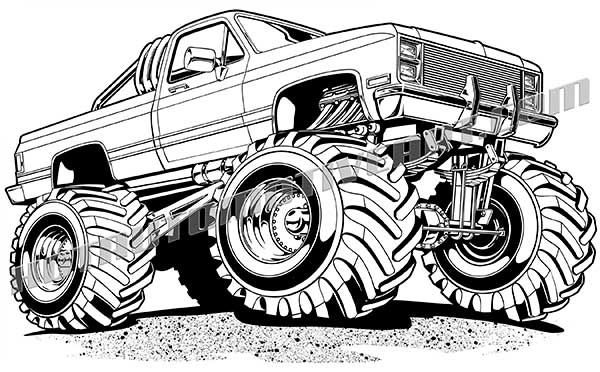 cool truck coloring pages cool cement truck mini coloring page cement truck coloring truck pages cool