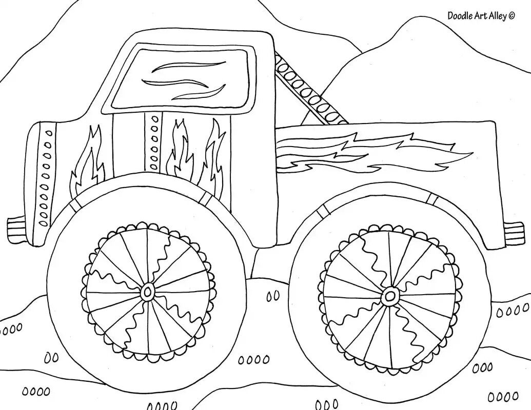 cool truck coloring pages cool kenworth t600 long trailer truck coloring page cool coloring pages truck