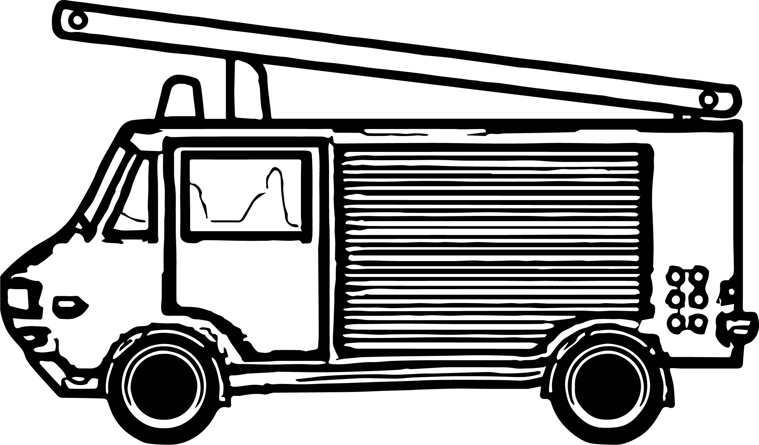 cool truck coloring pages garbage truck coloring pages free coloring home truck coloring pages cool