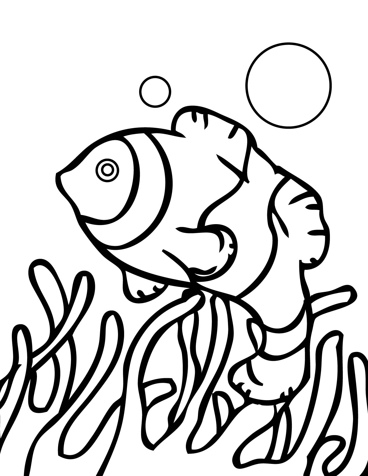 coral coloring pages coral reef coloring pages to download and print for free coloring coral pages