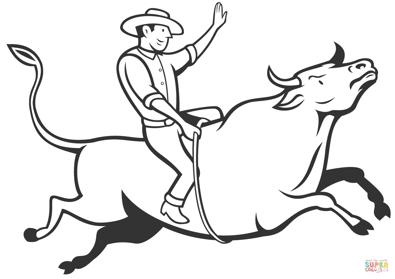 cowboy line drawing black and white drawing clip art cowboy series two cowboy line drawing