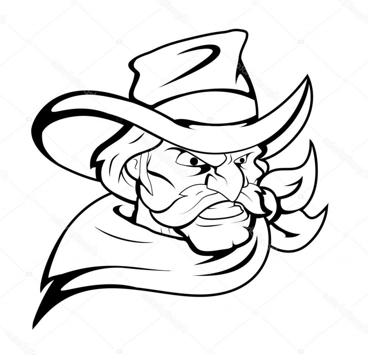cowboy line drawing now or never sketches cowboy praying continuous line drawing cowboy line