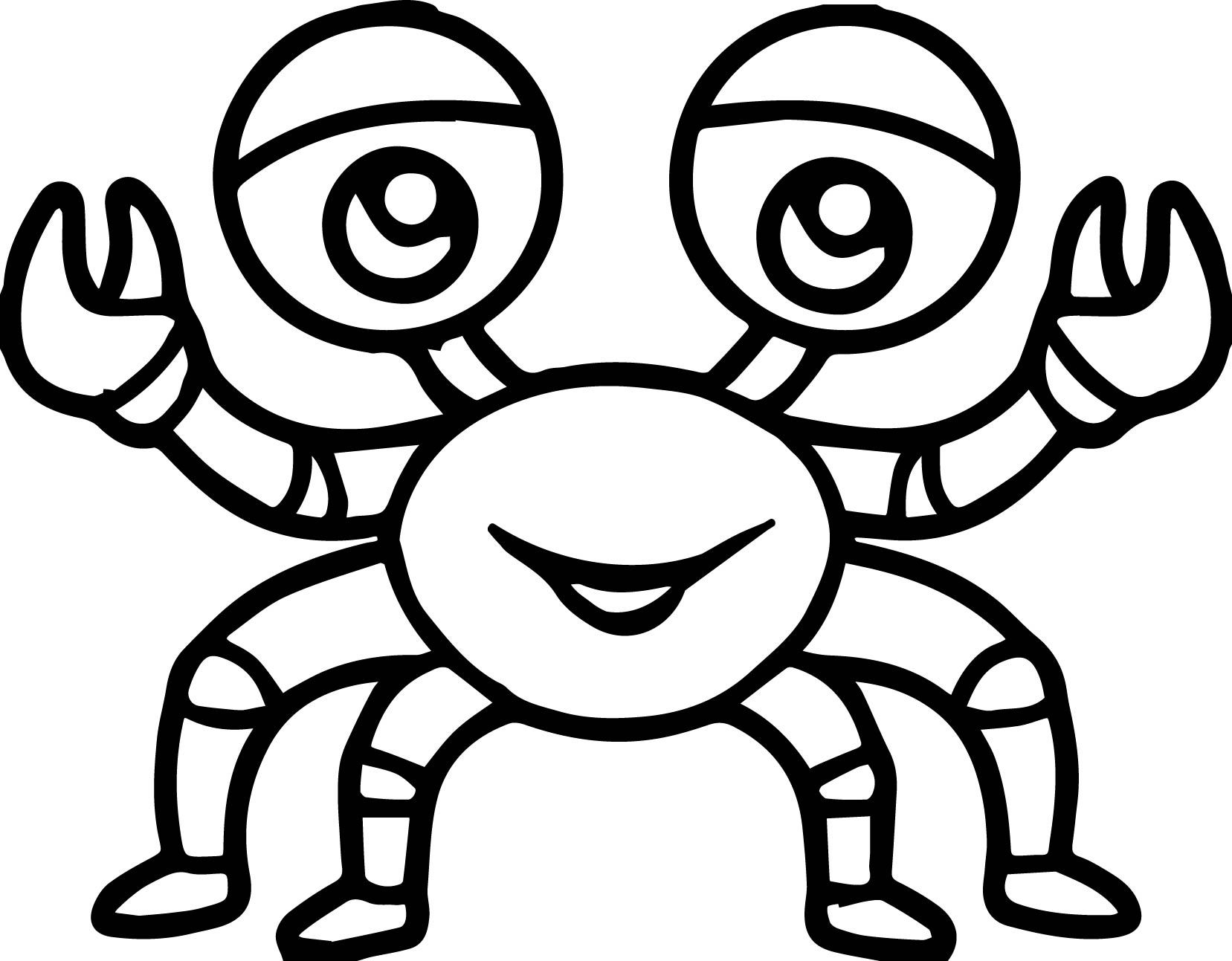 crab coloring pages free awesome sea life crab cartoon coloring page cartoon pages coloring free crab
