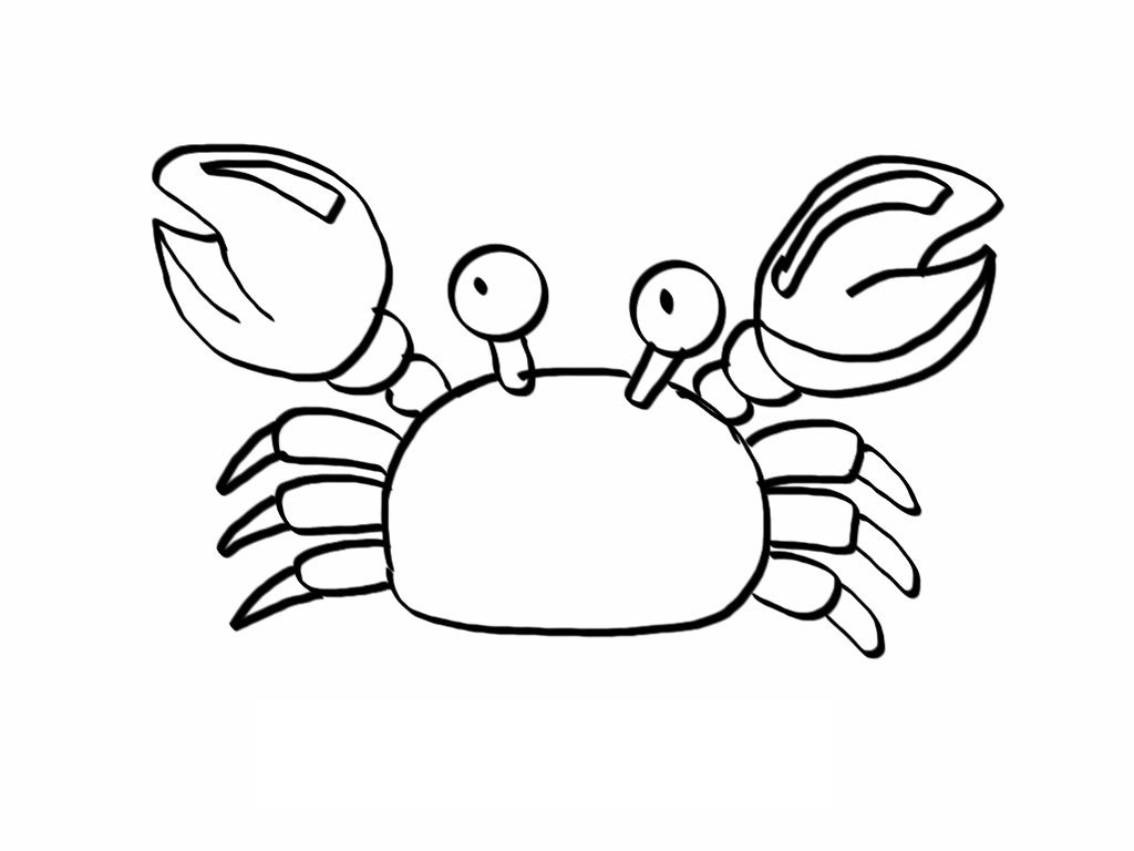 crabs coloring pages crab coloring pages coloring crabs pages 1 1