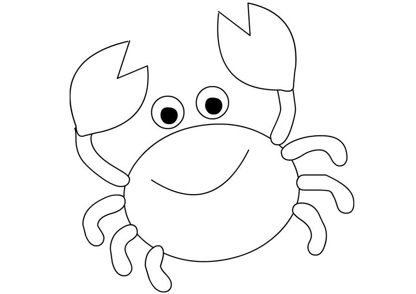 crabs coloring pages crab coloring pages kidsuki pages coloring crabs