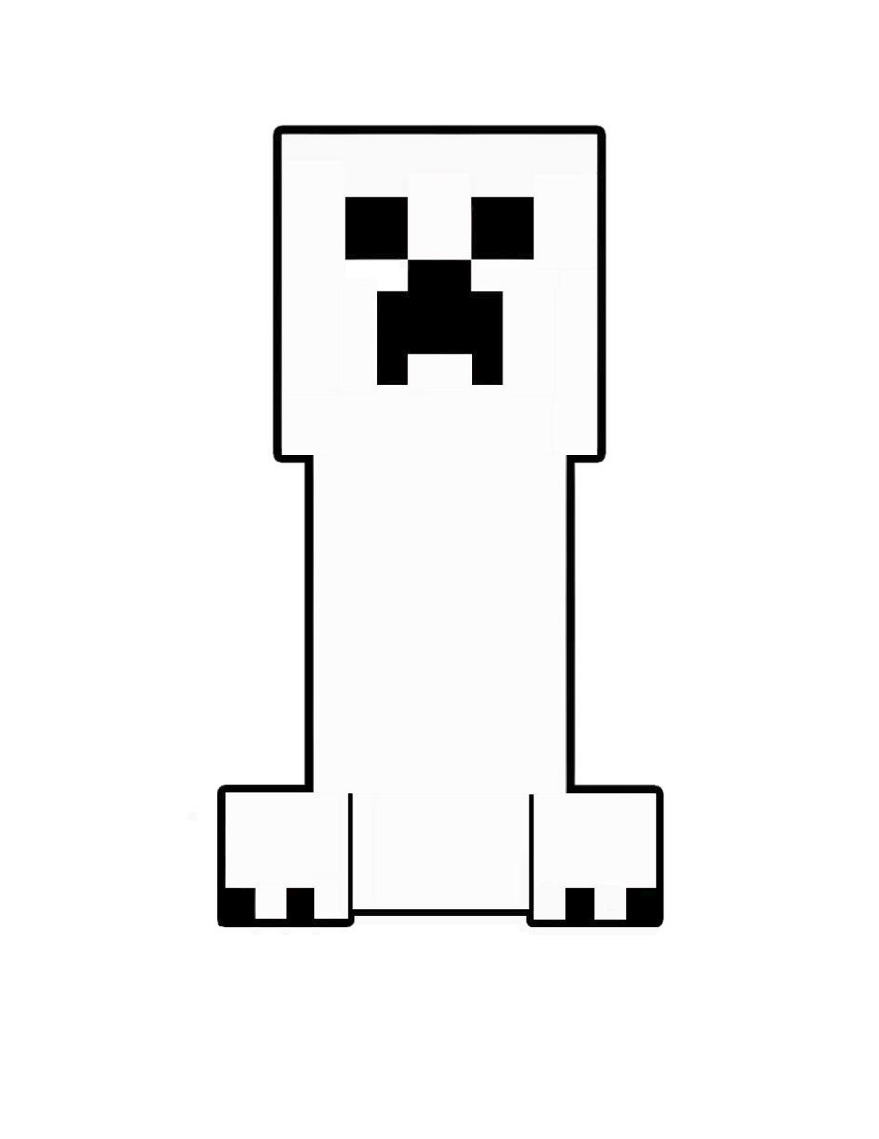 creeper coloring pages 6 best images of minecraft printable sky coloring pages coloring creeper pages