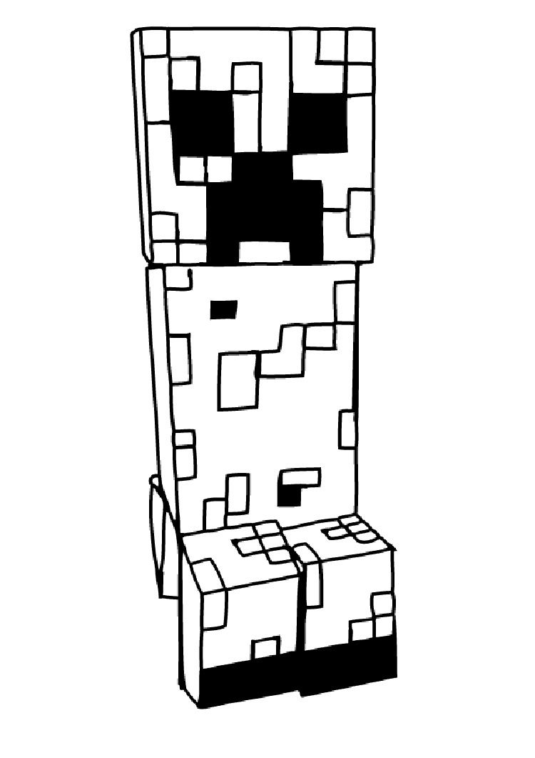 creeper coloring pages minecraft creeper coloring page for kids k5 worksheets pages creeper coloring