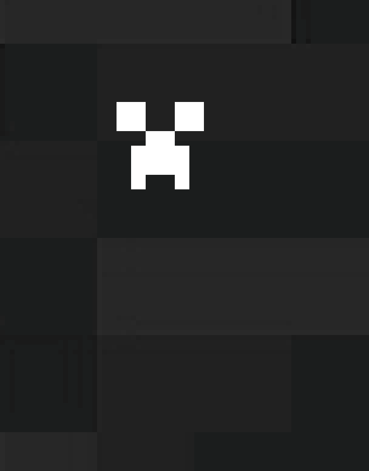 creeper face minecraft silhouette at getdrawings free download creeper face