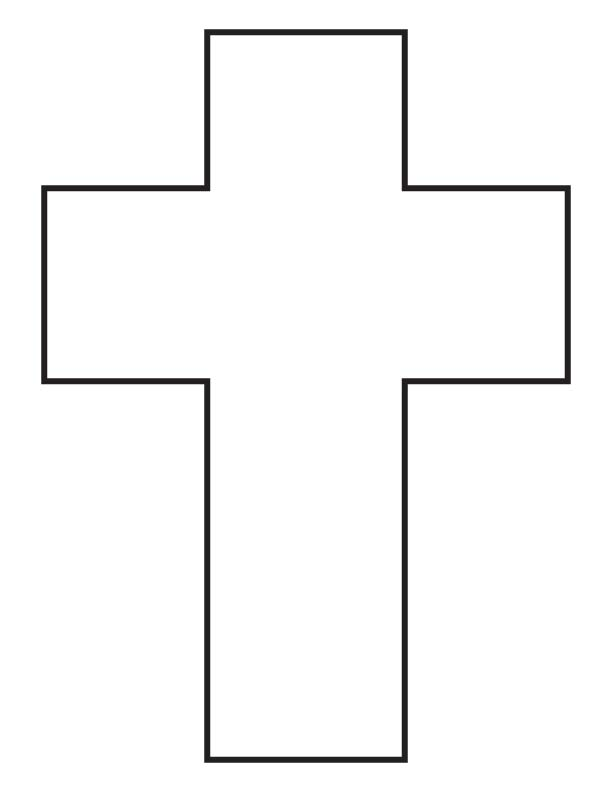cross coloring sheet coloring pages for kids by mr adron print and color coloring cross sheet