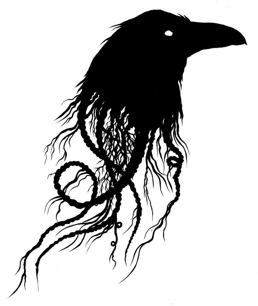 crow head drawing 35 trends for simple crow head drawing what ieight today drawing crow head
