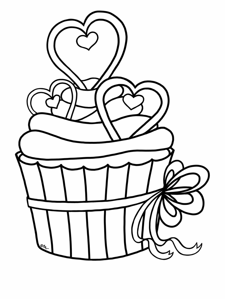 cupcake colouring template 9 best images of large cupcake printable birthday cupcake colouring template