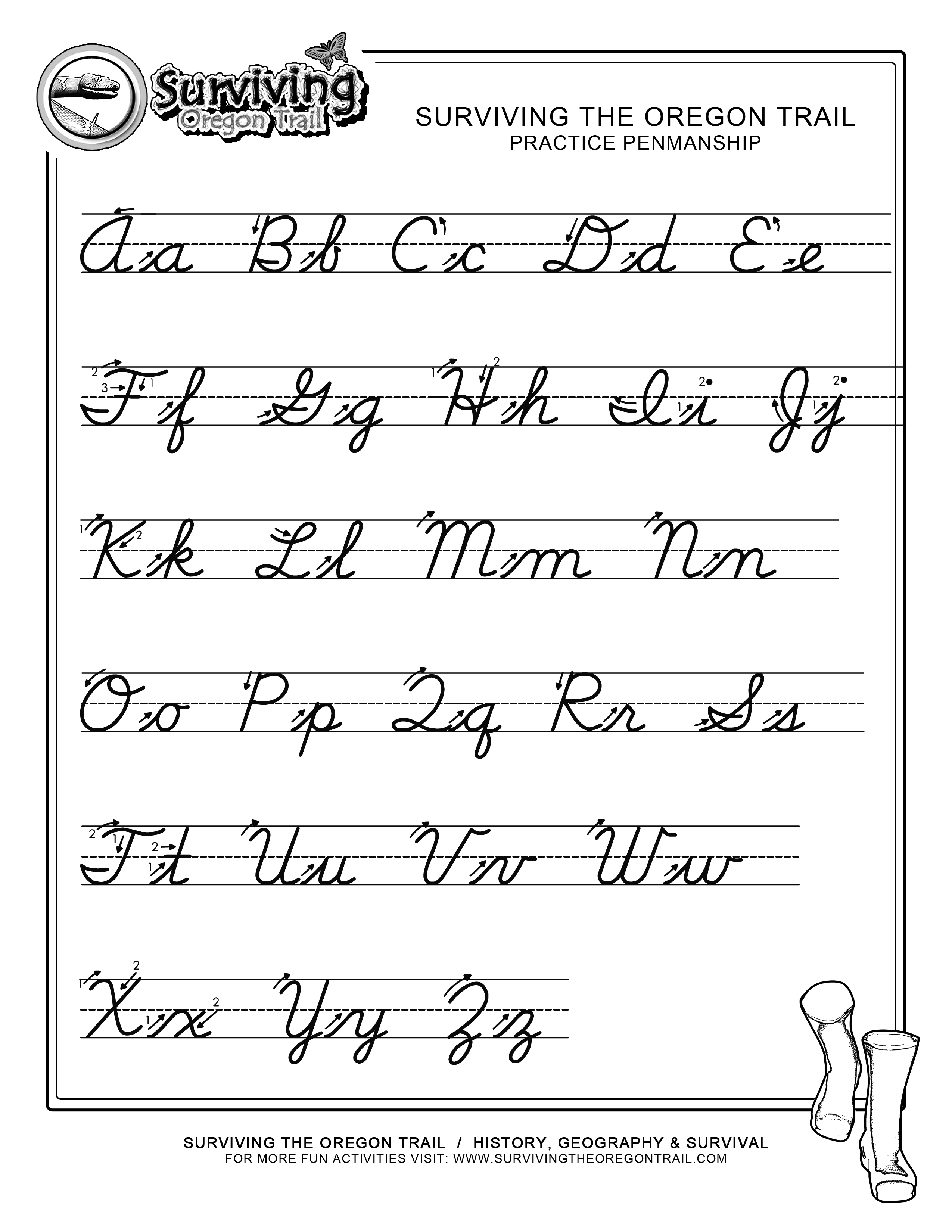 cursive alphabet coloring pages 10 free cursive handwriting worksheets seasons and alphabet coloring cursive pages