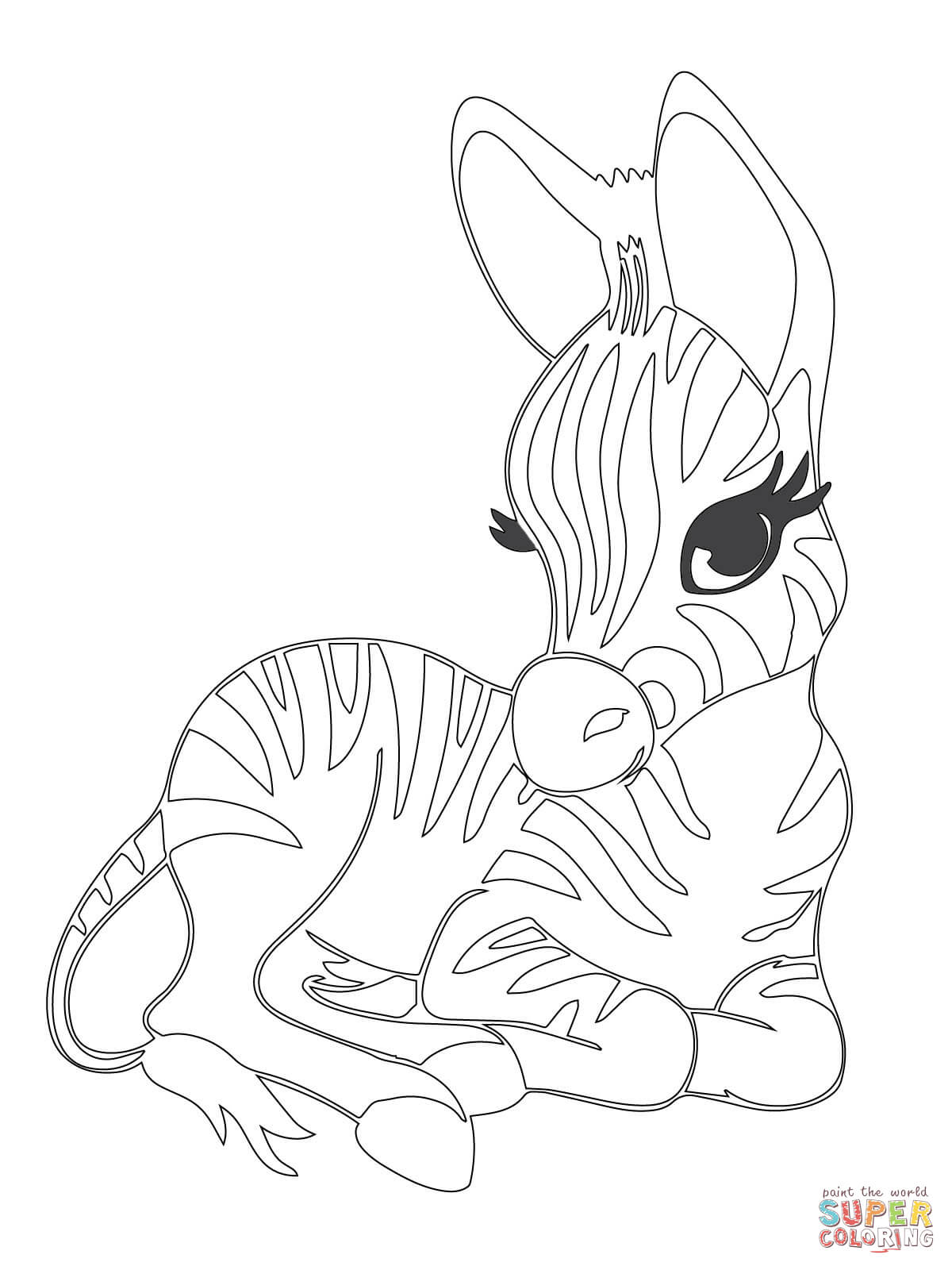 cute baby animal coloring pages cute baby animals coloring pages coloring home coloring baby cute pages animal
