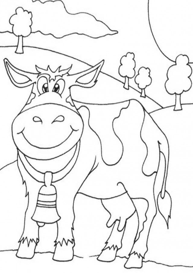 cute farm coloring pages cute baby animal coloring pages to print coloring home cute coloring farm pages