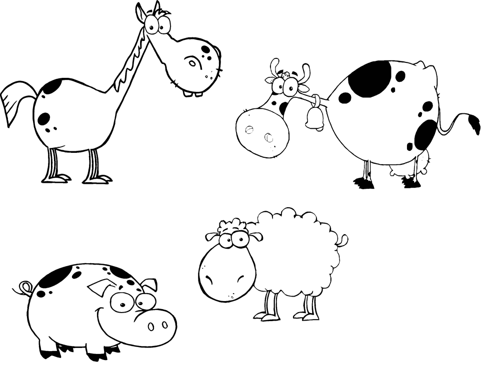 cute farm coloring pages pin by lynette hendricks on franco cow coloring pages cute pages coloring farm