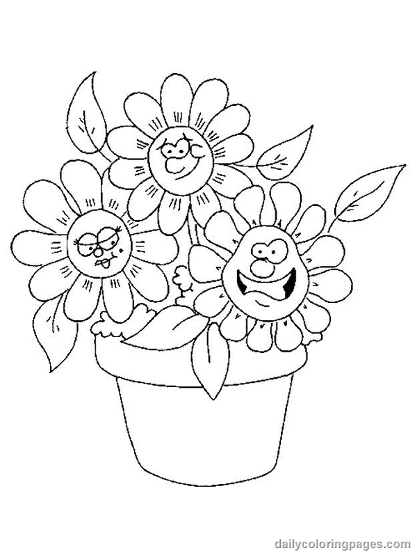 cute flower coloring pages difficult flower coloring pages 1 wallpaper cute pages flower coloring