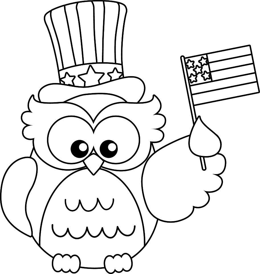 cute july coloring pages 4th of july coloring pages cute pages july coloring