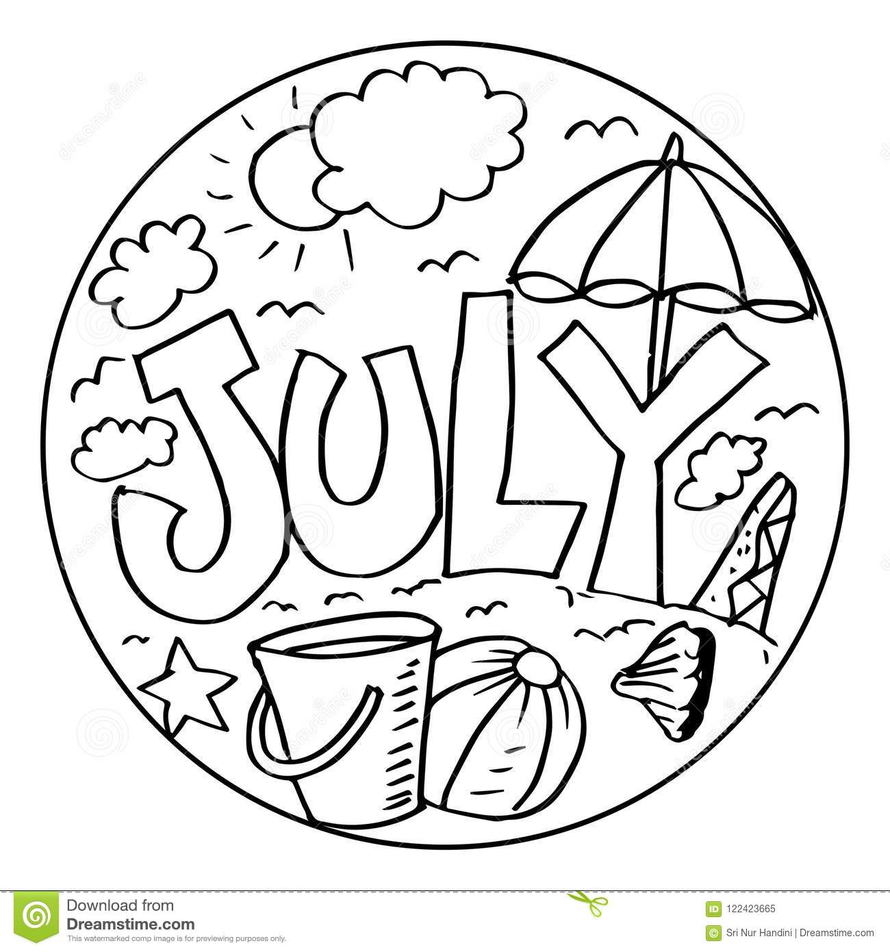 cute july coloring pages free printable 4th of july coloring pages cute july pages coloring