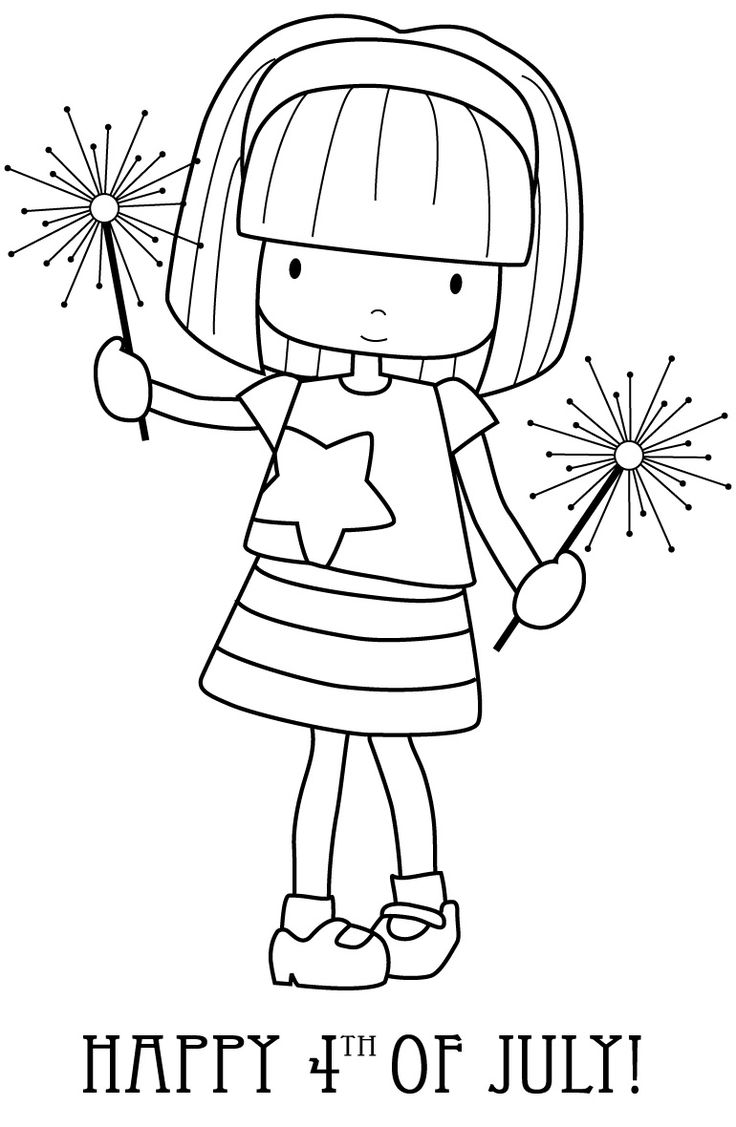 cute july coloring pages free printable 4th of july coloring pages pages cute july coloring